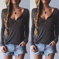 bell jumpers - 2015 Womens Long Sleeve Oversized Baggy Knitted Jumper Chunky Sweater Cardigan