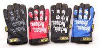 auto racing gloves - NEW Of BRAND AUTO RACING MECHANICS OUTDOOR MECHANIX ORIGINAL MEN GLOVES SIZE S M L XL