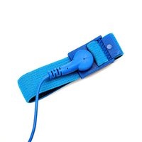 Wholesale Anti Static ESD Wrist Strap Discharge Band Grounding Static Release with Clip order lt no tracking