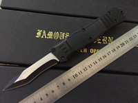 aluminum knife - A161 Knife Types C Blade Black Aluminum Handle g