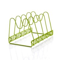 adjustable dish rack - Adjustable multi family home pot rack Cutting Board Rack Storage Rack Kitchen Shelf dishes