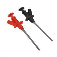 Wholesale UNI T UT C07 Multi purpose Electronic Multimeters Test Probe Clip Adjustable Testing Probe Multimetro Accessories