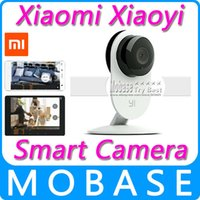 Wholesale Original Xiaomi Xiaoyi Smart Camera Wireless Control Mini Webcam for Smartphone PC CCTV WiFi Security IP Camera In Stock
