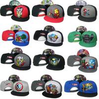 Nuevo estilo tapas Tokidoki Snapback Hats Cartoon Sombreros de hip-hop TKDK sombreros ajustables de calidad superior al por mayor de moda Caps Niñas Niños Sombreros barato