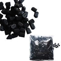 best tire black - GPS Best Deal Good Quality pack Auto Tire Valve Caps Black Plastic Tire Valve Stem Caps