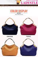 Cheap Shoulder Bags Women Bag Best Women Plain Blue White Tote