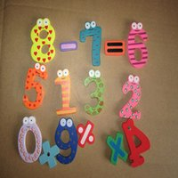 Others amazing whales - Scolour Amazing Magnetic Chidren Wooden Numbers Math Set Digital Baby Educational Toy Whale New