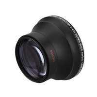 Wholesale HD MM x Professional Wide Angle Lens with Macro Conversion Lens for Canon Nikon Camera