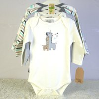 baby boy creepers - cotton new born baby boy bodysuits full sleeve M M M newborns bodies clothing one pieces vests creepers