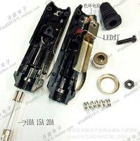 best car vacuum cleaner - 12V Male Car Cigarette Lighter Socket Plug Connector with Fuse Red LED DIY BEST