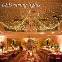 chinese christmas lights - Wedding Decorations Outdoor Indoor Festival String Lights M m net LED Colorful String Lights v v Christmas String New Year lighting