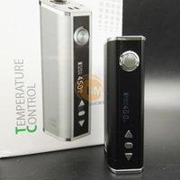 Cheap Original Istick TC40W Box Mod E Cigarette iStick 40W Battery Mod Variable Wattage Temperarture Control 2600mAh Vapor Mods With OLED Screen