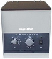 benchtop centrifuges - Electric Benchtop Centrifuge With Rotor And Tubes TGL High speed rpm