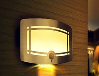 garderobe - Lightmates portable Mini badroom body induction LED night light Corridor kitchen garderobe light lamp