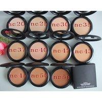 compact powder makeup - 11 NC Colors Makeup Studio Fix Face Powder Plus Foundation compact foundat face powder puffs g makeup face powder