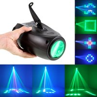 Wholesale 2015 Disco Light Dot Patterns Effect LED DJ Lighting RGBW Stage Lighting Effect For Nightclub Home party DJ