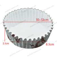 Wholesale Baking bread loaf pan paper baking cups liners cm disposable cake dishes bread tools backing pans
