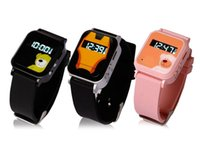 gps kids tracker watch - GPS GSM GPRS Tracker Watch Double Locate Remote Monitor SOS For Kids and The Old