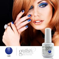 Wholesale oz CNF Gelish UV Led Soak Off gel Nail Polish Colors top base