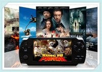 """Cheap 4.3"""" LCD Game Console PMP MP4 MP5 Player 8GB Free 3000+ games Media Player AV-Out FM with Camera"""