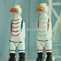 Wholesale new arrival MR Duck wooden home decoration wedding gift home accessories gifts