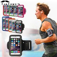 arm sporty - New Sporty look durable lightweight sports Armband Gym Running Sport Arm Band Cover Case For iphone s Inch Freesihpping