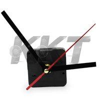 Wholesale 10 set Wall Clock Core Simple DIY Quartz Mechanism Make Repair Replace Parts Kit