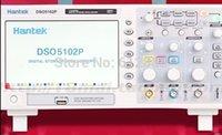 Wholesale Hantek Dso5102p Digital Storage Oscilloscope mhz channels gsa s Tft Lcd Better Than Ads1102cal