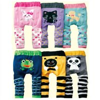bee leg - Animal Baby Cute Pants Cotton Cat Frog Panda Bees Boys Girls Leg Warmers Underpants