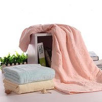 Wholesale Newbron Baby cotton Blanket Toddler Children soft swadding Kids baby bath towel washcloth colors high quality pc HA011