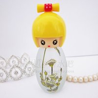 best new perfume - 2016 new ML Frosted yuan sink porcelain doll doll perfume bottle empty bottle best gifts