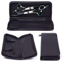 Cheap New Salon Barber Hair Scissors Professional Bag Comb Tool Storage Pouch Case #61892