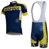 Wholesale 2015 new arrival mens cycling jerseys FESTINA cycling Team jerseys Bike wear short bib suit italian national cycling jersey C00S