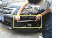 Wholesale Car Rear Bumper Protectors - Universal Car Front Rear Body Decoration Protector Anti-rub Anti-scratch Bumper Strip Linear Stickers for all car 4pcs M4815