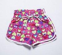 baby surf shorts - Baby Girls Beach Shorts For Yrs Childrens Summer New Quick Drying Brand Swimwears Fashion Surf playa Beach Short