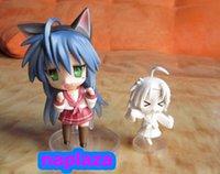 bb lucky - New Nendoroid Lucky Star Konata Izumi PVC BB Anime Figure Doll Toy