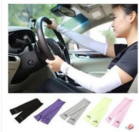 arm muff - HICOOL Arm Stretch Sleeves Cooling Sun Protection Covers UV Block Guard Sports Outdoor Golf Cycling Sleeve Muff