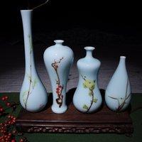 bargain christmas gifts - chinese porcelain vase ceramic vase decoraton gift at bargain price christmas gift