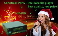 Wholesale Dreamsound Christmas day Professional Home use party Karaoke player