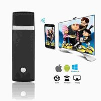 Wholesale WiFi Display Dongle Ezcast TV Receiver Wireless Pusher P HD Miracast DLNA Airplay for smartphone Tablet Notebook to HDTV