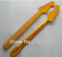 Wholesale Sell Nitro satin finish Vintage Canadian maple guitar neck fret nitro satin guitar neck