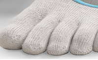 bella printing - Custom Design Print Logo Yoga Socks Women s Half Toe Bella Style Grip Socks for Yoga Pilates and Barre