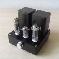 appj amp - MINI APPJ EL84 AX7B Tube Integrated Audio Amp original miniwatt N3 PC audio tube amp audio op amp