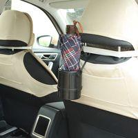 Wholesale New Portable Car Umbrella Holder Stretchable Canister Car Umbrella Storage Tube Car Interior Organizer Accessories BHU2
