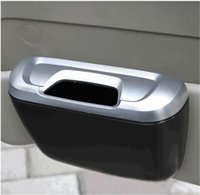 Wholesale Automotive supplies environmentally friendly car trash trash debris box car glove box confetti box pc set