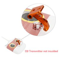 Wholesale Transmitter CNC Aluminum Alloy FPV Monitor Mounting Bracket for DJI Phantom Vision FC40 RC Quadcopter Part