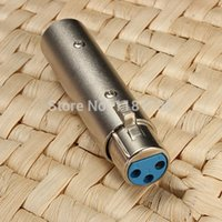 audio phase - 3 Pin XLR Male To Female Phase Reversal Adapter Plug To Socket Audio Connector