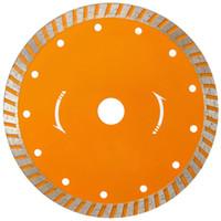 Wholesale Turbo Diamond Saw Blade Power Tools Ferramentas Eletrica Disco De Serra Granite Cutting Disc Dia inch Arbor mm