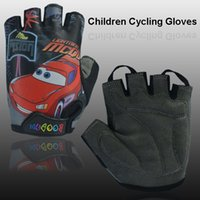 kids bike bicycle - Specialized Half Finger Bike Bicycle Sports Gloves MTB Cycling Gloves For kids Children Child Size M L Styles