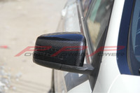 Wholesale Mirror Cover Carbon Fiber Free replace style For Mercedes Benz W117 CLA Class CLA180 CLA45 AMG